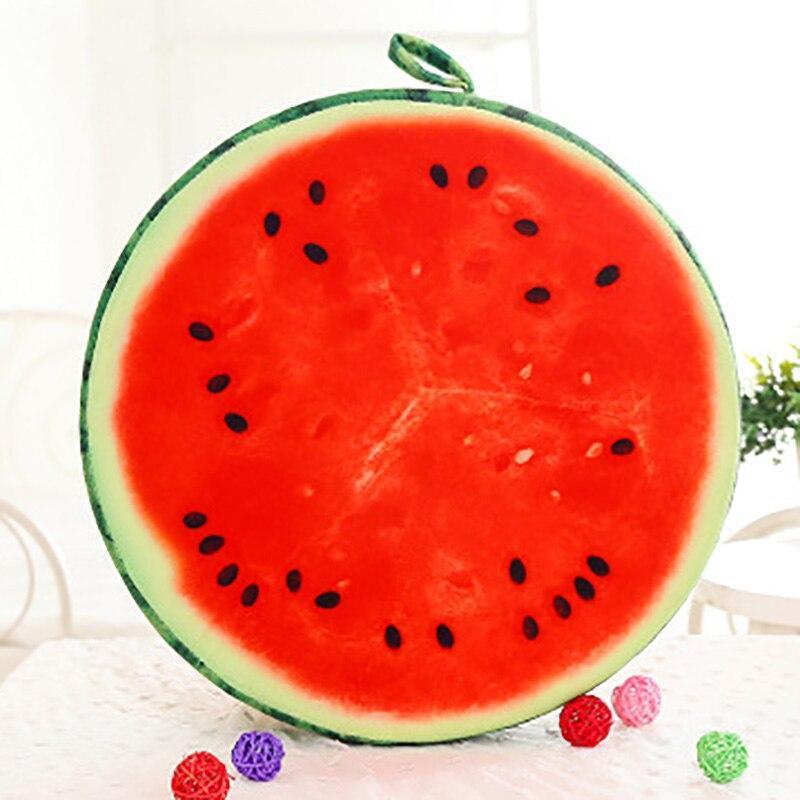 Coussin De Sol 3D Simulation Fruit