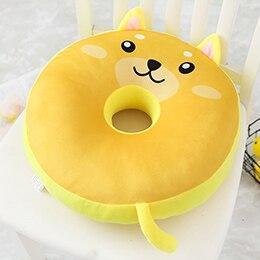 Coussin De Sol Donut Animaux