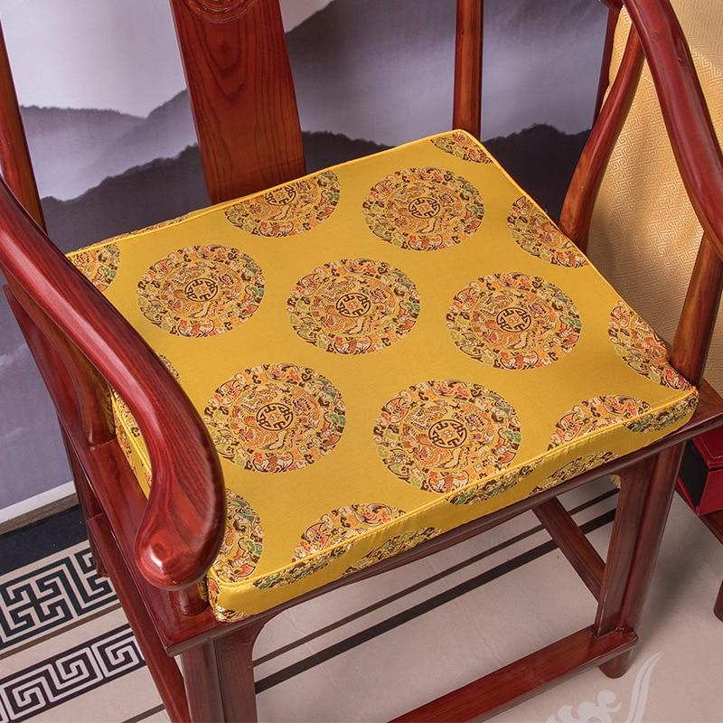 Coussin De Sol Doux Chinois Traditionnel