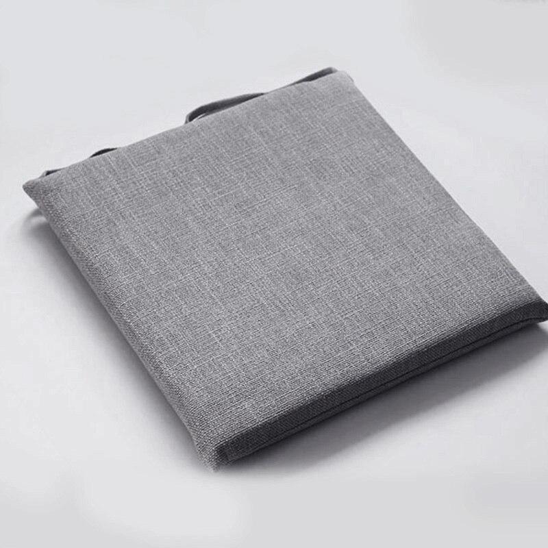 Coussin De Sol En Polyester Et Lin