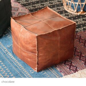 Coussin De Sol Marocain Artisanat