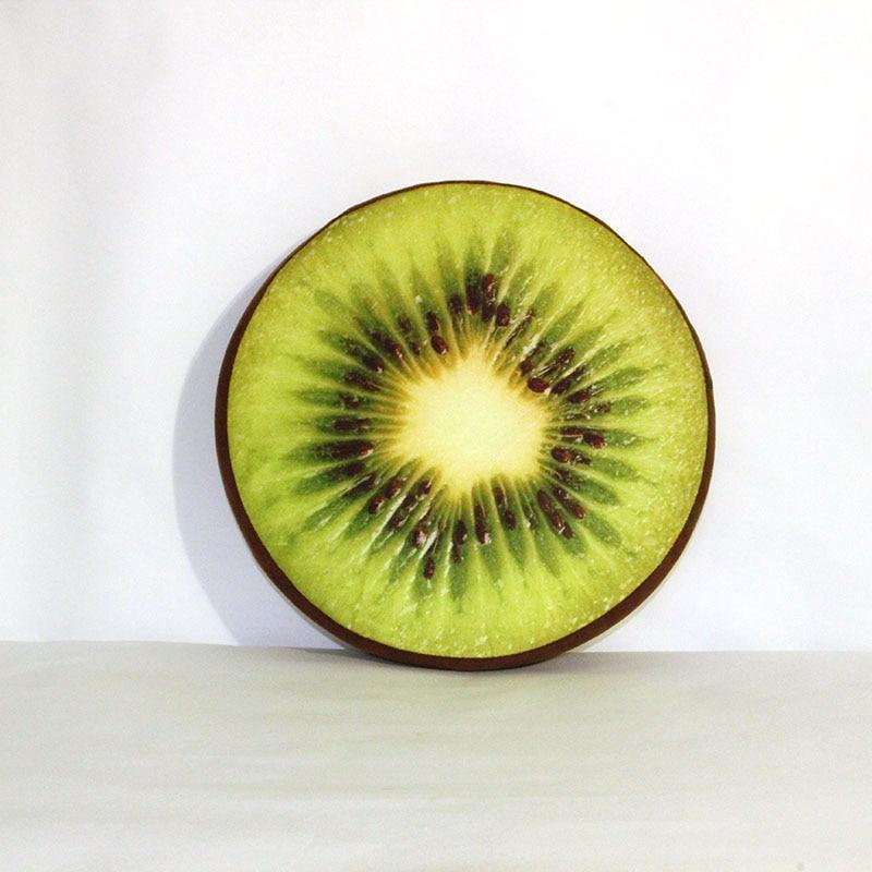 Coussin De Sol Plant En 3D Fruit