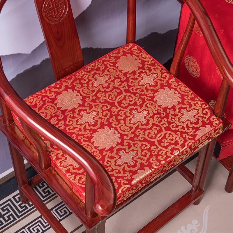 Coussin De Sol Traditionnel Style Chinois