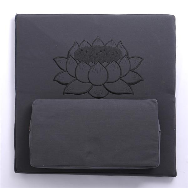 Coussin De Sol Zafu Méditation Lotus